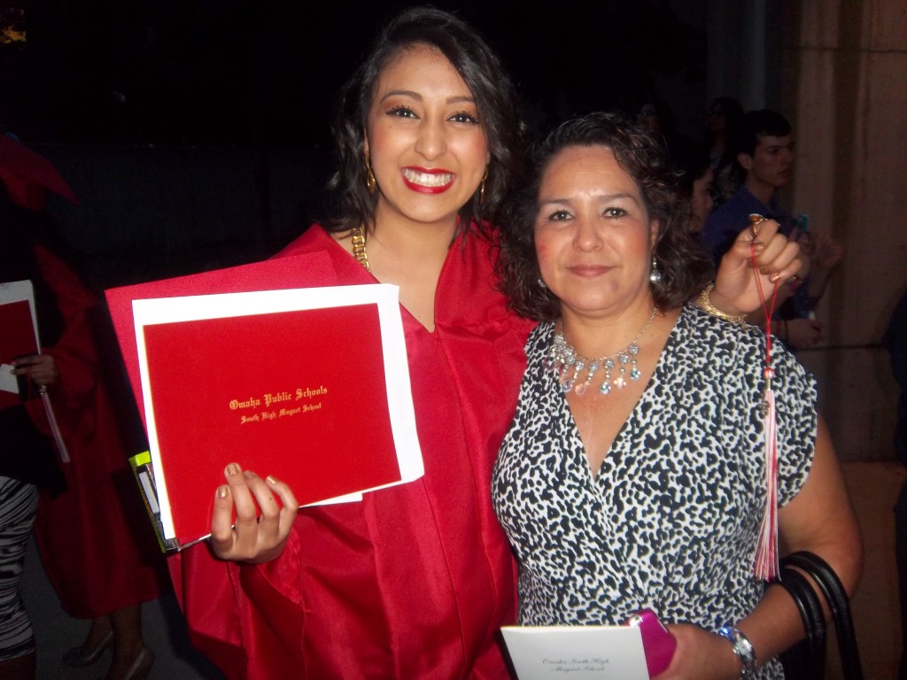 Yadira and Mom